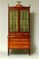 Secretary-bookcase