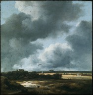 [View of Alkmaar, Haarlem Seen from the Dunes]