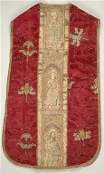 Chasuble and Orphreys