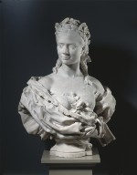 Bust of a Lady (Fanny Coleman?)
