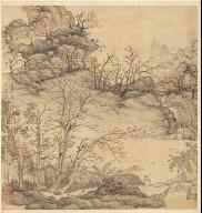 Paintings after Ancient Masters: Autumn Landscape