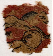 Fragment with Two Animals (?)