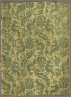 Fragment with Birds and Floral Motif