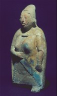 Female dignitary