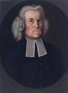 The Reverend Mr. Quackenbush