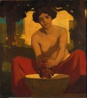 The Grape (The Wine Maker)