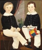Isaac Josiah and William Mulford Hand