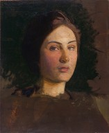 Alma Wollerman (later Mrs. Gerald Thayer)