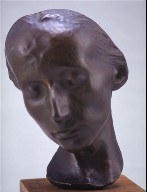 Head of Anna Pavlova