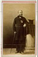 Portrait of a gentleman with medals