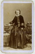 Portrait of the artist Rosa Bonheur