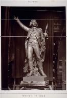 Rouget de Lisle (sculpture by Bartholdi)
