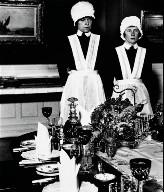 Parlour Maids, London