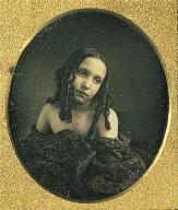 [Portrait of Josephine Walker, the photographer's daughter]