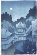 Mountain Temples at Sendai