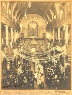 Celebration in St. Louis Cathedral
