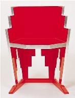 Skyscraper chair