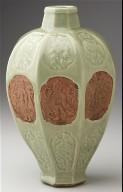 Octagonal Vase