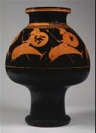 Psykter (vase for cooling wine)