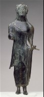 Statuette of a standing maiden