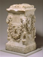 Funerary altar