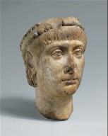 Head of Emperor Constans (r. 337?350)