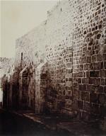 Jerusalem, Mur ou Pleurent les Juifs