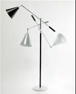 Adjustable Three Arm Lamp