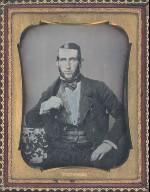 Untitled (Gentleman in flowered vest)