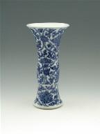 Bronze-Form Vase