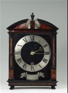 Hour-Striking, Silver Dial Religieuse Clock