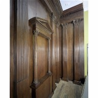 PANELLING from Haynes Grange, Bedfordshire