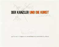 Der Kanzler und die Kunst (The Chancellor and Art)
