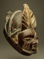 Gelede Cult Mask