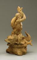 Triton with a Sea Serpent