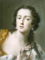 "Caterina Sagredo Barbarigo as ""Bernice"""