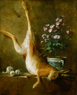 Still Life with Dead Hare