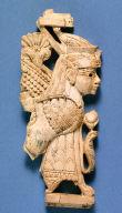 Winged, human-headed sphinx1993.20