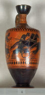 Black-Figure Lekythos