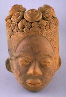 Memorial head, Formena-Adanse style