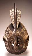 Ouagadougun -style mask