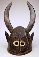 Horned Helmet Mask