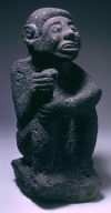 Stone figure