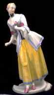 "Figurine of ""Lucinda"""