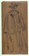 Portrait of Felix Feneon