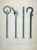 Ring and Hook Brackets
