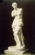 Photograph of the Venus de Milo, from the Musée du Louvre