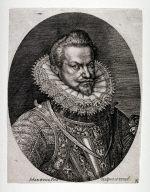 Portrait of a Nobleman - Prince Philip-William of Orange