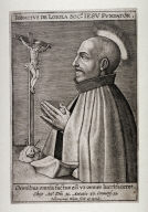 B. Ignatius Loyola, author and Founder of the Society of Jesus, 1556