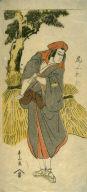 The Actor Onoe Matsusuke I as a Priest